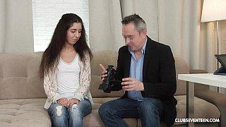Original casting video of Katty West image