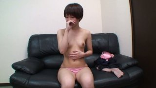 Home made video with slutty Japanese Hiraku Nakatani image