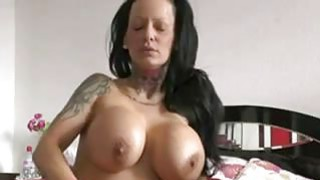 Porn Star Eve Deluxe fucked hard! image