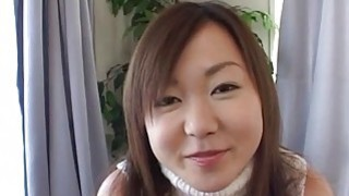 Knockout Yumi gets her big tits and pussy played with toys image