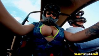 Monster TiTs on Massive Truck - feat. Cassidy Banks image