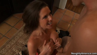 Johnny Sins gets seduced by busty Veronica Avluv image