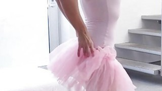 Casidy Klein The Ballet Dancer Gets Horny Too image