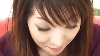 Stunning Sana strips naked to show of her shaved pussy image
