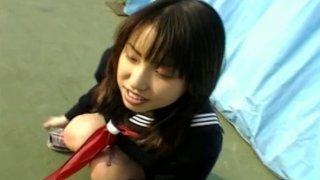 Jav HQ presents a kinky weird Japanese student Orika image