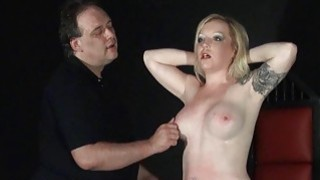 Angels breast whipping and frontal_spanking image