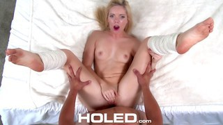 Trisha gets anal gaped by her brother image