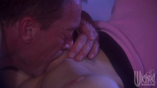 Sasha Grey_in her first romantic fucking scene image