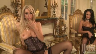 Alektra Blue and Sammie Rhodes will make your monitor melt image
