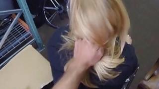Hot blonde Milf banged by pervert pawnkeeper_at_the pawnshop image