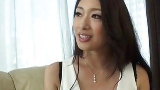 Busty Reiko wants cock in her tight vag image
