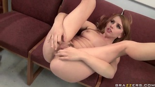 Sexy Lexi Belle is fucked_by her kinky doctor image