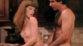 Tamara Longley Retro Babe Fucked In The Kitchen image