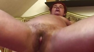 Horny Mature Slut Anal Fucked With Big Cock image