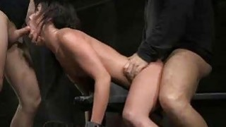 Bound Girl_Brutally Gagged_and Fucked Rough! image