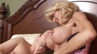 OMG Big Tits Granny really loves when it hurts image