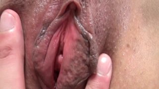 Big ass Japanese MILF gets fucked and creampied in bed image
