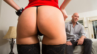 Brandi Love & Johnny Sins in Seduced by a Cougar image