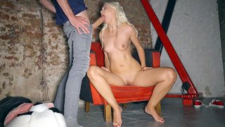 Helena Moeller gives blow and foot jobs_to Danny D image