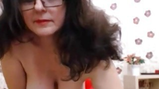 Mature With Big_Tits Masturbating image