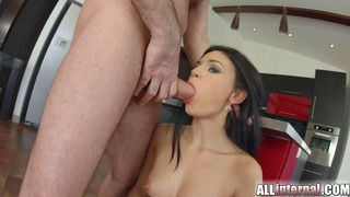 All Internal Czech cutie gets her pussy fucked ful image