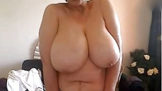 50 years old and showing my_big naturals on webcam image