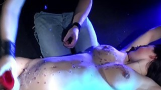 PUNISHED TEEN_GETS TIED UP AND FUCKED image