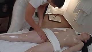 Brunette Teen_Experiences Passionate Sex on Massag image