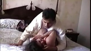 Image: Horny Pakistani couple have hot fuck fest in hotel room