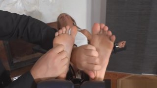 Mega ticklish pornstar image