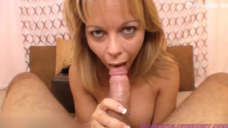 Horny busty mom_blows hard cock • The best japanese mom fuck hard movie image