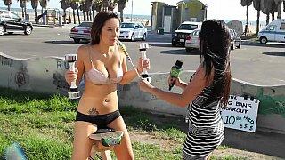Bikini and Gang Bang Workout image