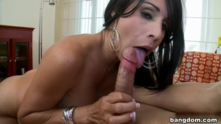 Isabel in Bored_and lonely wife fucks a guy half her... image