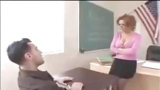 dirty boy have sex with bad teacher - Hotmoza.com image