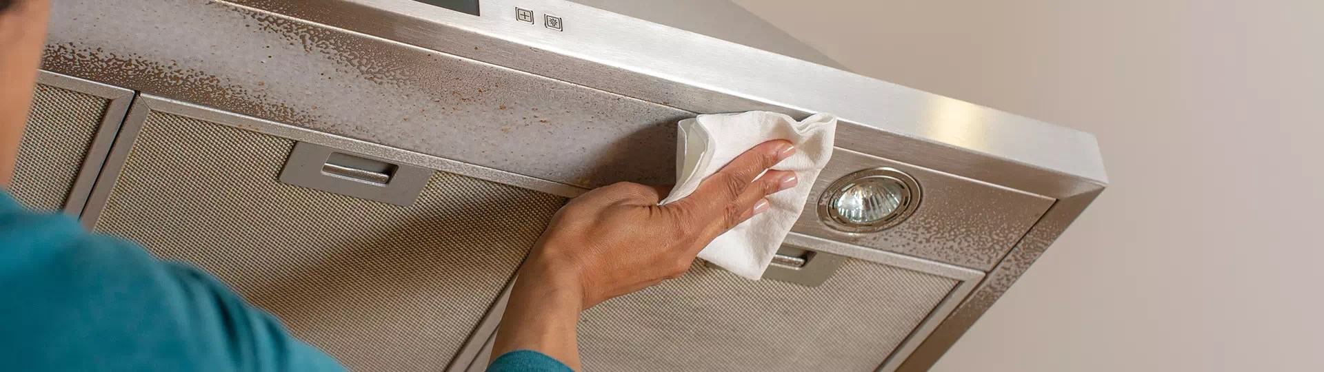 how to clean stove exhaust fan simple