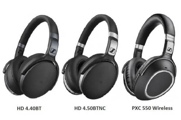 Sennheiser Datangkan 3 Headphone Wireless Premium...