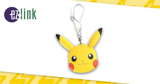 EZLink new Pikachu feat 21 May 2018