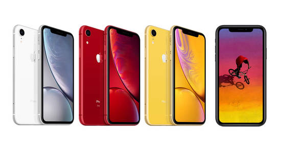 Apple new iPhone XR 13 Sep 2018
