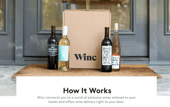 Personalized Wine Club Membership