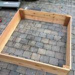 Raised Bed Part I – Building The Box
