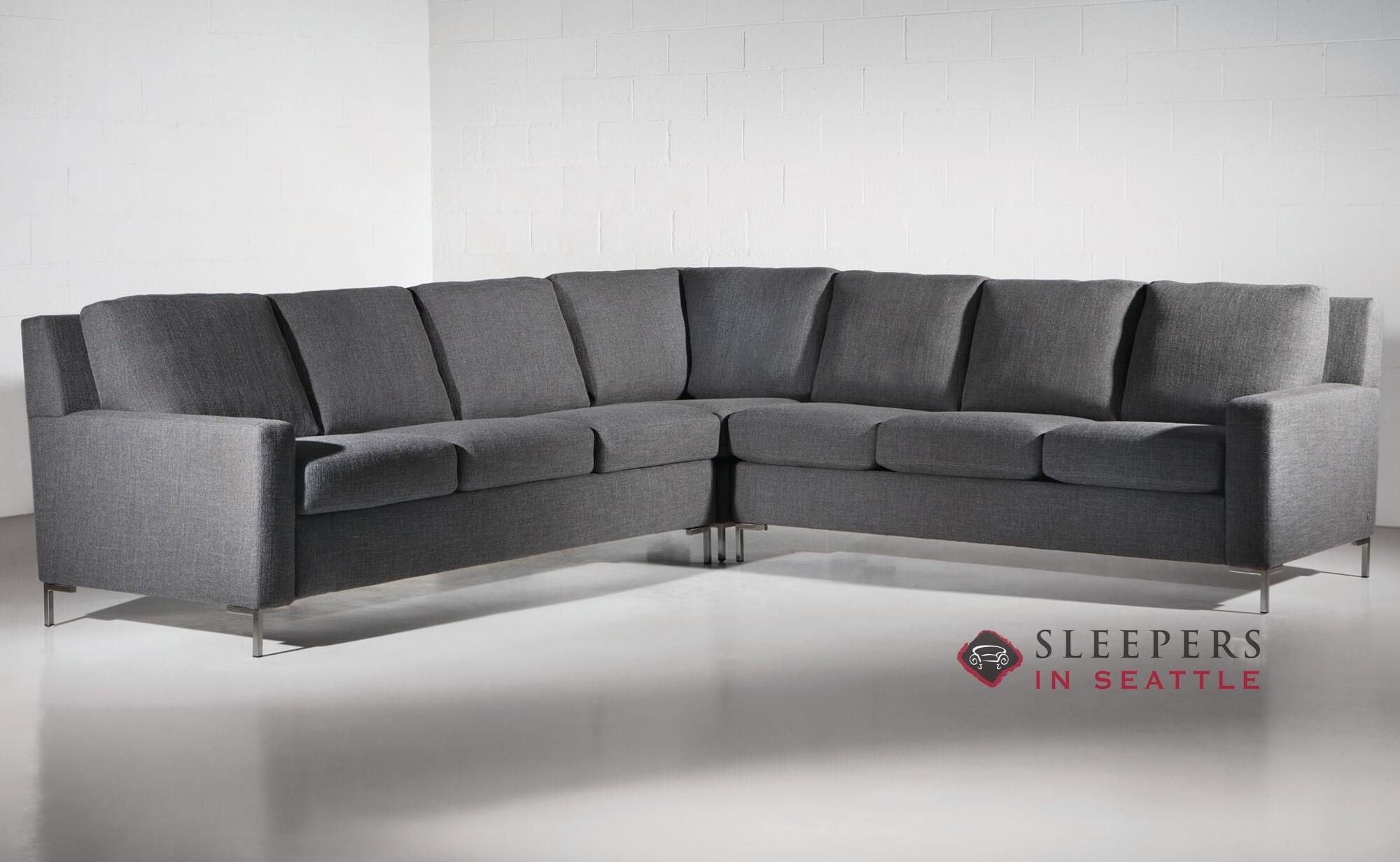 Full Leather Sofa Sleeper
