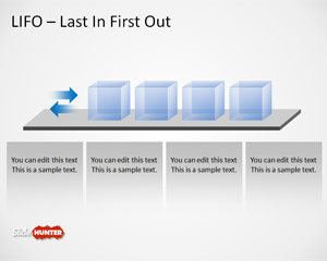 Free LIFO PowerPoint Template Free PowerPoint Templates