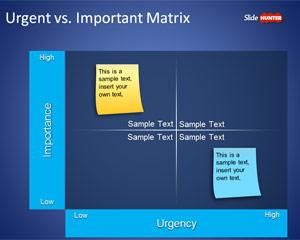 Free Prioritization Matrix PowerPoint Template Free PowerPoint Templates
