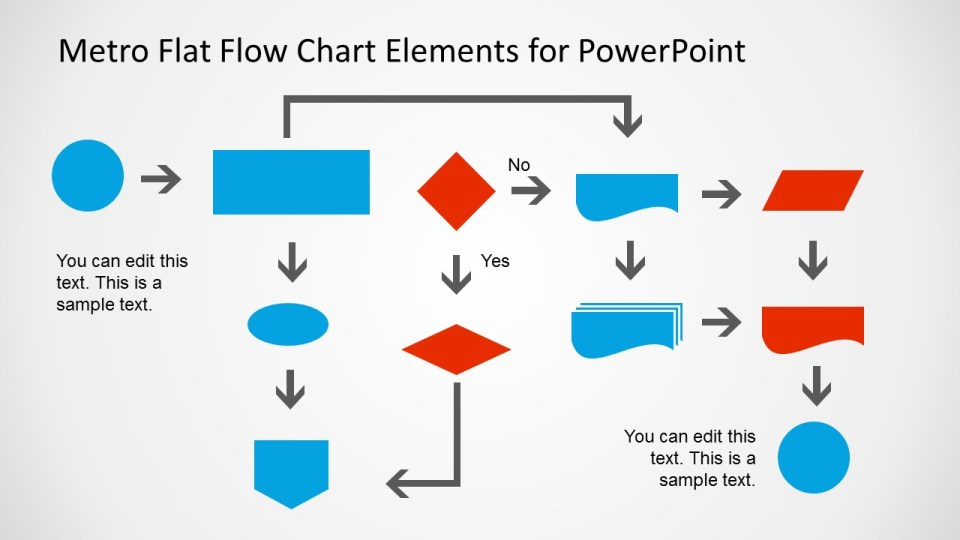 Process Flow Chart Template Powerpoint   MytemplateCo