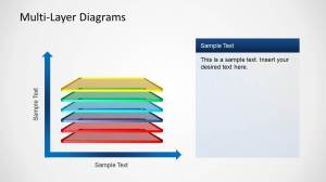 Simple Layered Diagrams for PowerPoint  SlideModel