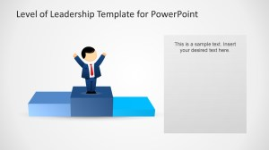 Leadership Levels Diagram Template for PowerPoint  SlideModel