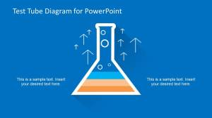 Test Tube Diagram Template for PowerPoint  SlideModel