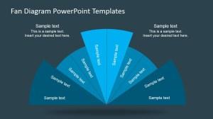 Fan Diagram Design for PowerPoint  SlideModel
