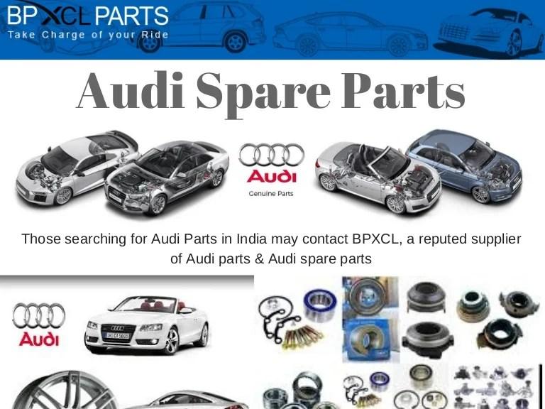 Genuine Audi Spare Parts Uk Buy Car Parts Direct Online Cheap Auto - Audi parts online