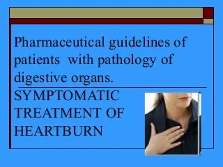 Hepatitis A Heartburn